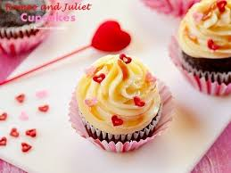 romeo and juliet cupcakes easy and delish