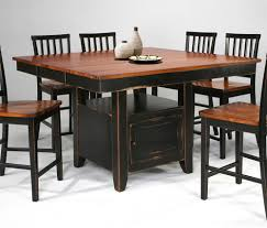 kitchen island table with 4 chairs kitchen island slat back stools by intercon wolf and gardiner