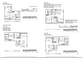 Northpark Residences Floor Plan by Rv Residences U2013 Floorplan 2 Paulng Property