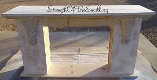 How To Build Fireplace Mantel Shelf - making fireplace mantel shelf build over brick surround u2013 apstyle me