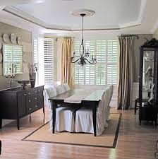 los angeles large window curtains living room traditional with