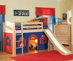Ikea Bunk Bed Tent Idyllic Kids Bunkbeds With Malm Toddler Bed Under Inspired Bunk