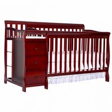 nursery decors u0026 furnitures oak convertible crib with changing