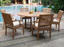 Grade A Teak Patio Furniture by Grade A Piemonte Teak Armchair Outdoor Garden Backyard Furniture