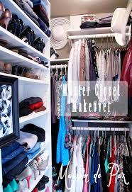 new master closet reveal maison de pax