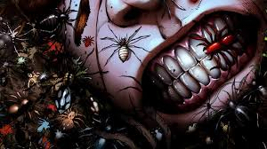 halloween background anime 1920x1080 scary anime wallpaper wallpapersafari