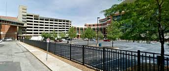 mixed use parking garage sought to replace surface lot at america s center parking st louis