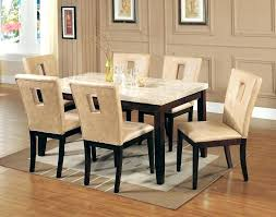 white marble top dining table set marble dining table with chairs sumr info