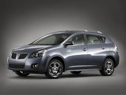 2009 pontiac vibe information and photos zombiedrive