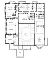 second empire floor plans the gilded age era the cornelius vanderbilt ii mansion york city