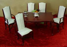 Dollhouse Dining Room Furniture Amusing Dollhouse Dining Room Furniture Gallery Best Inspiration