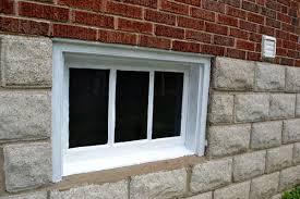 repainting the basement windows lansdowne life