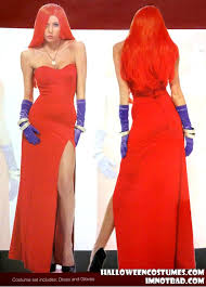 Rabbit Halloween Costume Imnotbad Jessica Rabbit Jessica Rabbit Halloween Costume