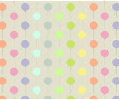 polka dot wrapping paper party polka dot balloon light wrapping paper fevrier designs
