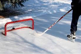 Backyard Rink Liner by Rinkmaster Pond Hockey Nets Rink Liners U0026 Backyard Skating Rinks