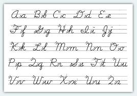 free cursive worksheets worksheets