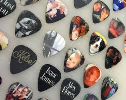 Engraved Guitar Pick Necklace Picks U0026 Slides Etsy