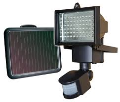 Awesome Solar Motion Detector Flood Lights 56 For Battery Powered