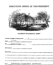 Fax Transmittal Cover Sheet by Awards