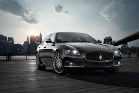 maserati ferrari maserati quattroporte partners with ferrari for new engines