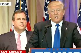 Chris Christie Resume Trump Reportedly Fell Out With Christie Over Whose Phone Would