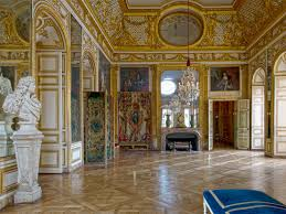 chambre louis xiv the king s apartments palace of versailles