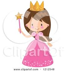 beautiful clipart cute princess pencil color beautiful