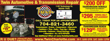 Transmission Rebuild Estimate by Transmission Repair Waxhaw Nc Transmission Specialist Of Waxhaw Nc