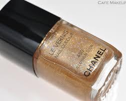 chanel illusion d u0027or nail polish archives café makeup