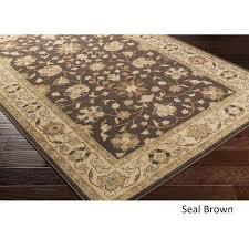 floral swirls rug