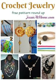 necklace link patterns images Free crochet jewelry patterns jessie at home jpg