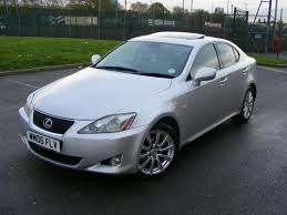 lexus cars for sale used lexus is car 2006 silver diesel 220d se l 4 doorsat navnew