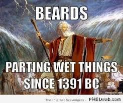 Wet Meme - 18 beards parting wet things meme pmslweb
