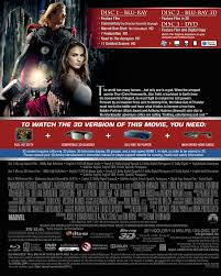 how to know when dvds go on sale for amazon for black friday amazon com thor three disc combo blu ray 3d blu ray dvd