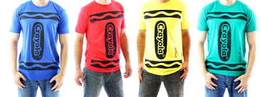 Crayon Costume Crayola Crayon Costume T Shirt Import It All