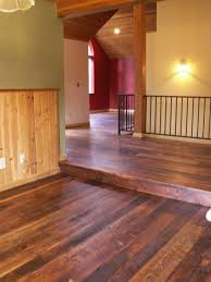 Barn Floor Feature Barn Wood Flooring Inspiration Home Designs