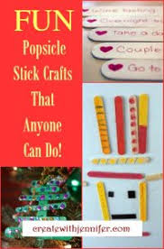 easy crafts from popsicle sticks so you think you can t craft