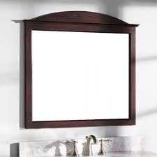 Bathroom Mirrors Over Vanity Chic Bathroom Vanity Mirror In Modern Bathroom Furnishing Artworks