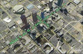 Charlotte Map Charlotte Nc Trees In Suspended Pavement Look Great 25 Years