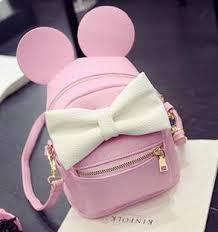bags with bows on them minnie mickey mouse ears bow mini backpack bag available in 12