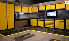free garage cabinet plans custom diy garage overhead cabinet plans using plywood and how to