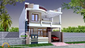 contemporary house designs sqfeet 4 bedroom villa design inspiring