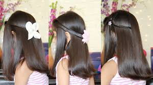 How To Make Easy Hairstyles At Home by How To Make Easy Hairstyle At Home In Hindi Best Hairstyle