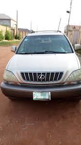 used lexus rx 350 in nigeria neatly used lexus rx 300 for 1 4m autos nigeria