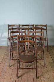 Stakmore Folding Chairs Vintage Edwardian Antique Folding Chairs By Stakmore 13 Available