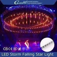 multicolor led falling lighting led color changing lights dmx