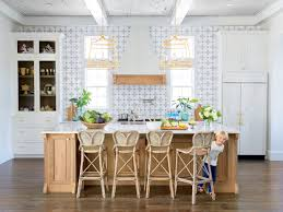 coastal kitchen design amazing beach house kitchens coastal living