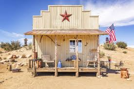 wild west themed tiny house yours for 120k curbed