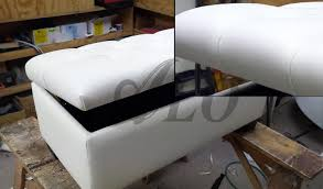 Diy Ikea Nornas by Diy Bench With Storage Compartments Ikea Nornas Look Alike Image