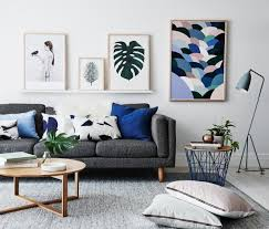 Best  Blue Room Decor Ideas On Pinterest Small Office Spaces - Living room design blue